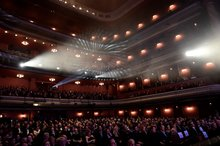 Veranstaltung zur Auszeichnung mit dem Preis »Starker Einsatz« 2014   ver.di FilmUnion