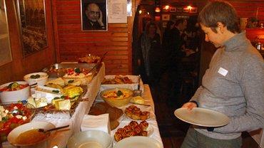 Berlinale 2012: Filmfrühstück der ver.di FilmUnion am 16. Februar 2012