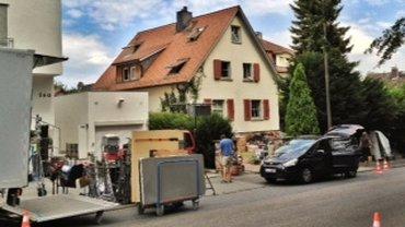 connexx.av am Set in Frankfurt | 6. August 2013 | ver.di FilmUnion