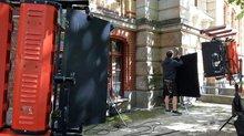 Setbesuch der ver.di FilmUnion am 7. Mai 2015