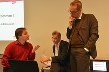 ver.di FilmUnion | Panel zur Berlinale 2014
