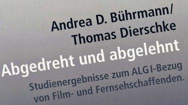 Abgedreht und abgelehnt | Studie der ver.di FilmUnion vom Juni 2012