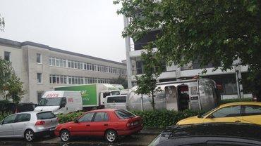 """Setbesuch bei """"Club der roten Bänder"""" in Monheim am Rhein"""