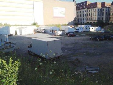 Set von Werk ohne Autor von Florian Henckel von Donnersmarck in Dresde