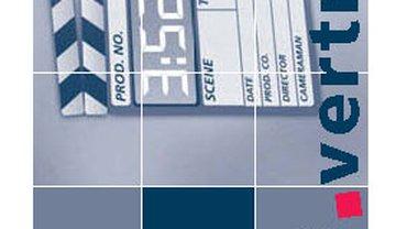Logo Tarifvertrag, hochkant | ver.di-FilmUnion