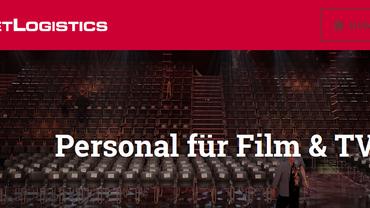 Screenshot der Website www.setlogistics.de