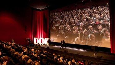 DOK Leipzig 2017 voll besetzter Kinosaal
