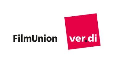 Logo der ver.di-FilmUnion